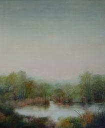 Donaualtwasser II von Nicola Klemz (Knop)