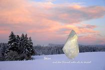 Himmelsstein von Gerhard Bär