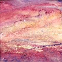 Sonnenwasser II von Claudia Färber