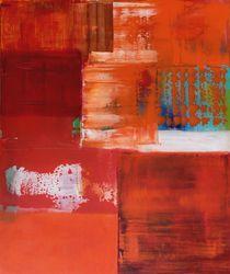 Rot geworden by Claudia Färber