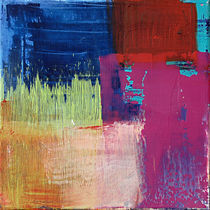 Farbrausch I by Claudia Färber