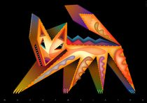 Vector Fox von Bernd Wachtmeister