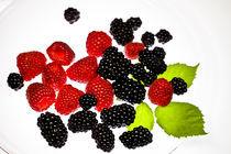 Beeren - berry von Werner Schulteis