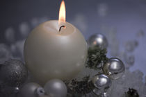 Advent III by Werner Schulteis