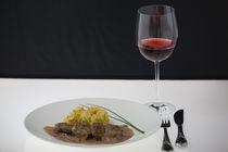 Mittagsmahl - Lunch - Dinner von Werner Schulteis
