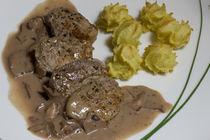 Mittagsmahl - Lunch - Dinner I von Werner Schulteis
