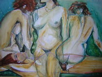 FOUR IN ONE by Brigitte Hintner