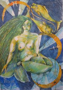 PISCES by Brigitte Hintner