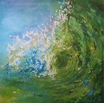 WAVE by Brigitte Hintner