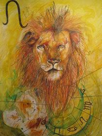LION von Brigitte Hintner