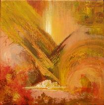 Abstraktes/ Ohne Titel 2 von Ute Hegel
