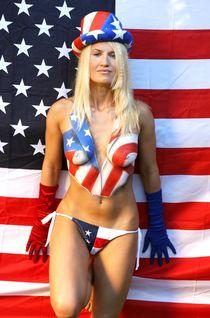 american woman by Kurt Röhrken