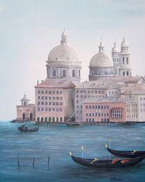 Venedig von RAINER PFANNKUCH