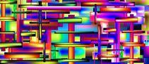 geometrical straight von Angelika Reeg