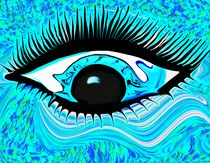 Tränenblues von Angelika Reeg