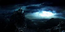 Moody Castle by Martin Kupski