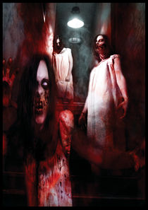 Nightmare by Paul Allender