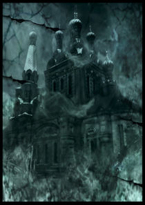 The Haunting by Paul Allender