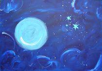 Sternenregen von Kristin König-Salbreiter