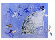 Mückenblut ist weiß von Barbara Kümpel