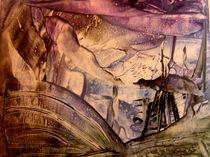 Schiff auf dem Nil by Ruth Helena Fischer
