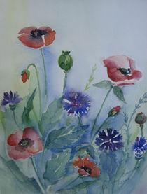 Sommerwiese von Giseltraud van Doeselar