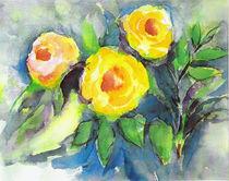 Rosenzeit von Giseltraud van Doeselar