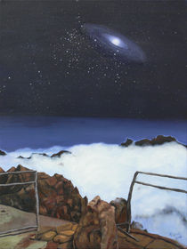 Madeira Space View by Angela Richter