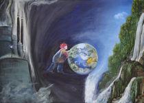 Held gesucht - wer rettet die Erde? von Angela Richter