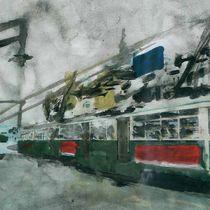 Straßenbahn von Rafal Karcz