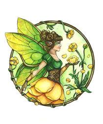 Buttercup von Lindsey Cormier