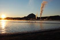 Icelandic Power Plant von Jinmu Staddon
