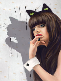 Cat girl von Lydia yan
