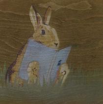 Rabbit Tales (Spray 5 of 10) von Nicole Tattersall