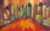 Big City by Sonja Wagner