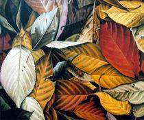 Herbstfeuerwerk von Dietrich Moravec