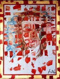 drei Gesichter ein Mensch von Simone Martinz