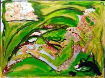 green lady von Simone Martinz