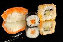 Sushi by Carmen Steiner