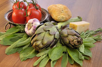 Italienische Küche von Carmen Steiner