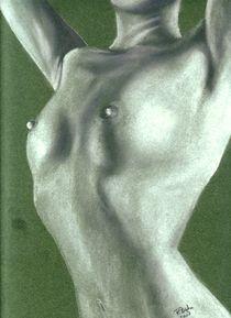 Gestreckter Körper by Peter Bahn