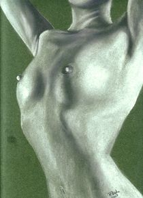 Gestreckter Körper von Peter Bahn