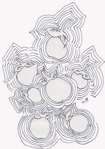 Die Äpfel der Hesperiden by *Monika* Roth