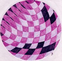 Violet Round by *Monika* Roth