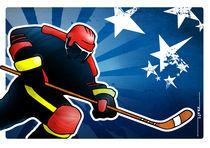 Hockey by J. Jesus Fernandez (JJFEZ)