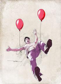 Luftballon von J. Jesus Fernandez (JJFEZ)