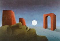 Endzeitliche Landschaft von Ladislaus Weiss