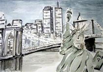 Amerika New York von Eleonore Rottler