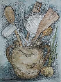 Küchenwerkzeug by Juliane Helene Berger