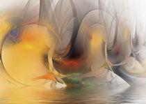 Sundown over Everglades by Georg Hübner